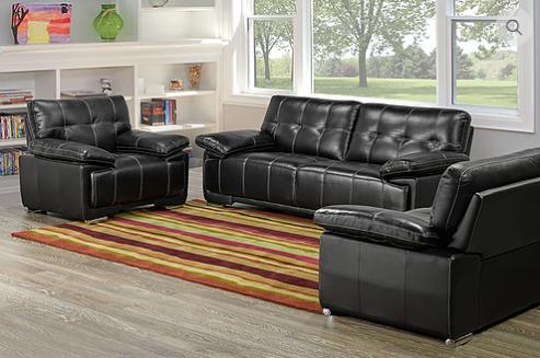 8060 - 2pc Sofa Set