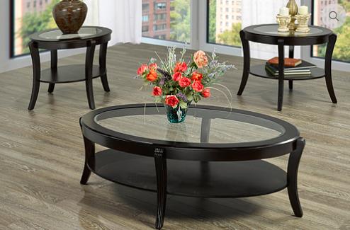 2060 - 3pc Coffee Table Set
