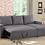 Thumbnail: 9000/9001 - Sectional Sofa Bed