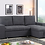 Thumbnail: 9418 - Sofabed Sectional