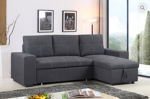 9418 - Sofabed Sectional