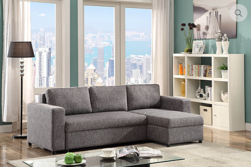 9410 - Reversible Sectional Sofa Bed