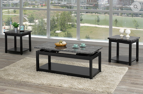 2046 - 3pc Coffee Table Set