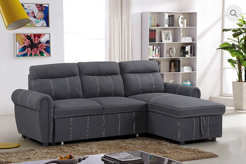 9417 - Reversible Sofa Sectional