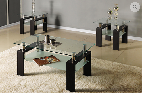 2048 - 3pc Coffee Table Set