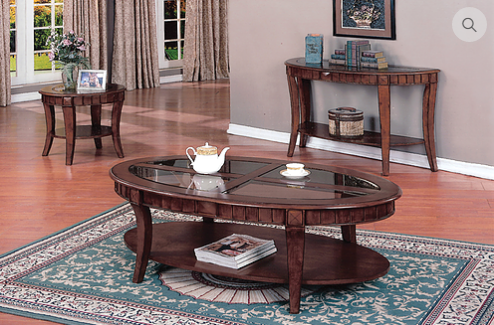 2053 - 3pc Coffee Table Set