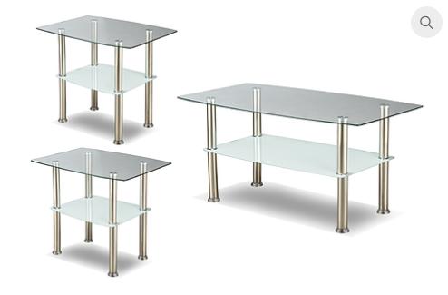 2026 - 3pc Coffee Table Set