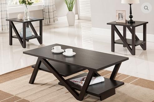 3500 - 3pc Coffee Table Set