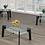 Thumbnail: 2082 - 3pc Coffee Table Set