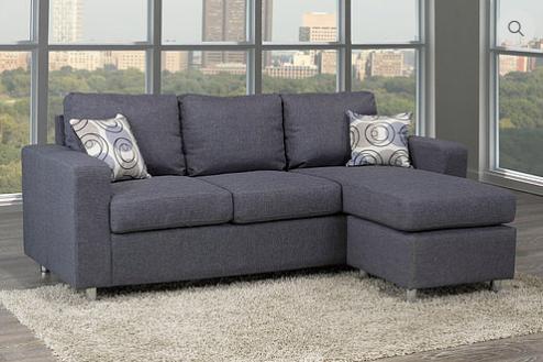 9325 - Reversible Sofa Sectional