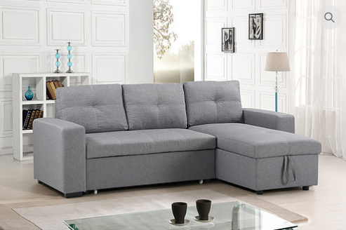 9004 - Sofabed Sectional