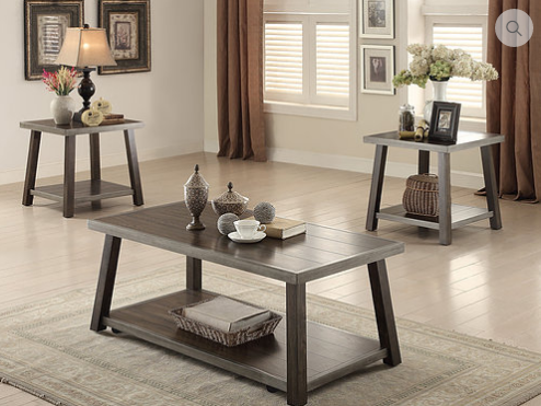 2086 - 3pc Coffee Table Set