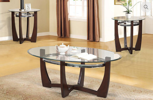 2031 - 3pc Coffee Table Set