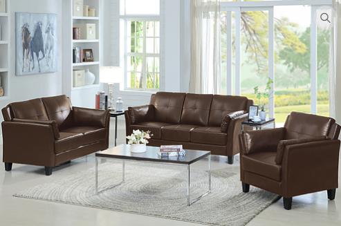 8001 - 3pc Sofa Set