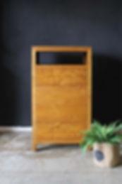 teak chest 4 drawer
