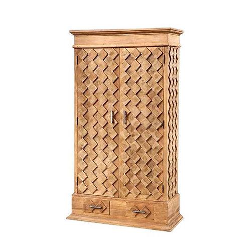 teakwood cabinet
