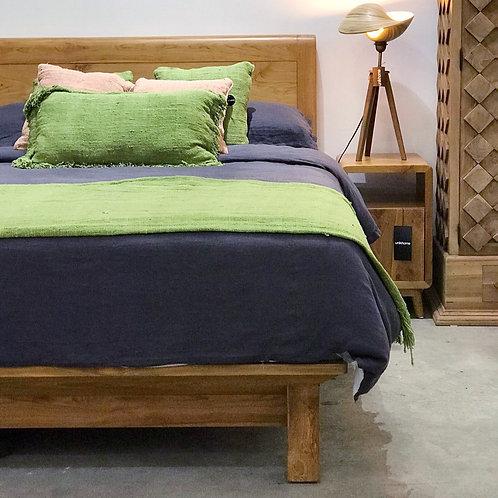 teakwood bed frame