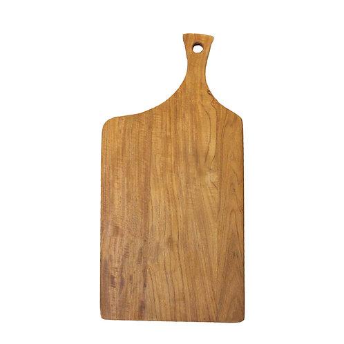 teak cutting board