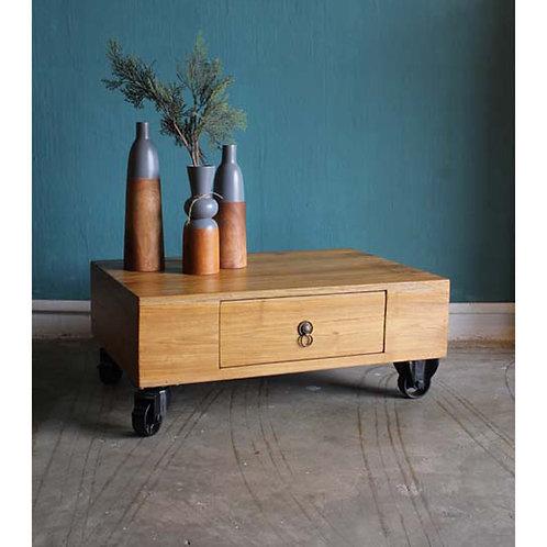 Barton Coffee Table with Wheels