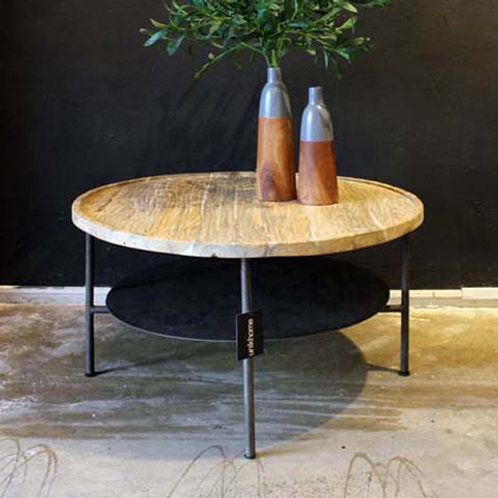 Tara Tube Coffee Table