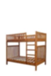 teak bunk bed