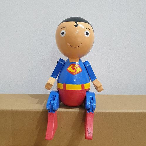 Wooden Puppet (Baby Hero)