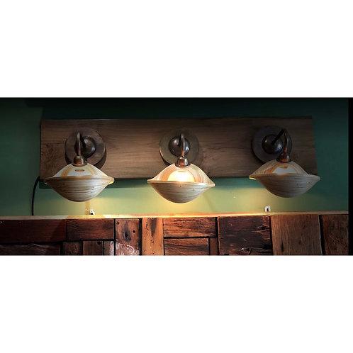 Wall Bamboo Lamp