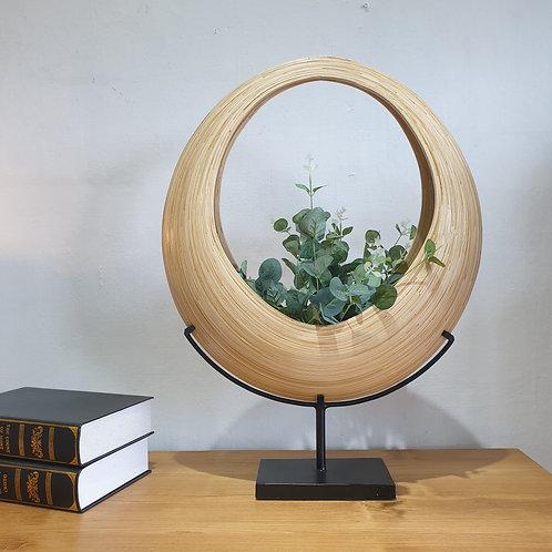 Bamboo Decor Stand