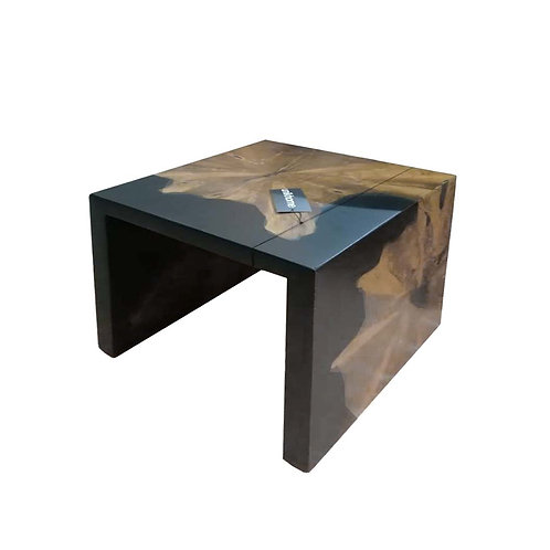 Resin occasional table