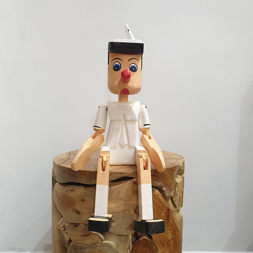 Wooden Puppet (Medium)
