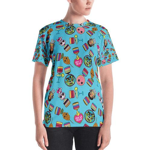 Fiesta Medals Women's T-shirt