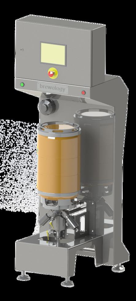 Introducing the Compact Keg Filler