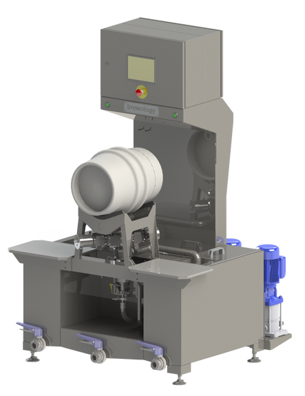 Introducing the Compact Cask Washer