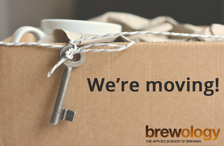 Brewology is moving to Bradford!