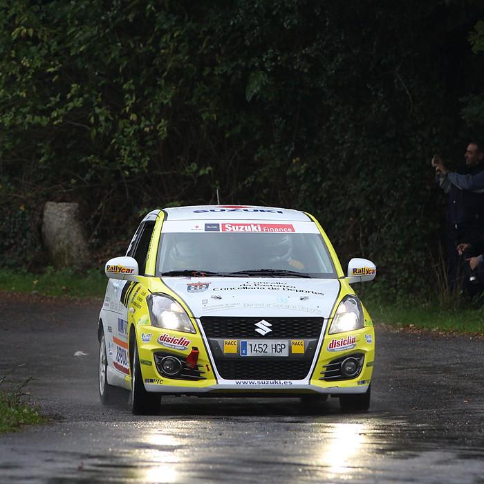 Rallye San Froilan 2015