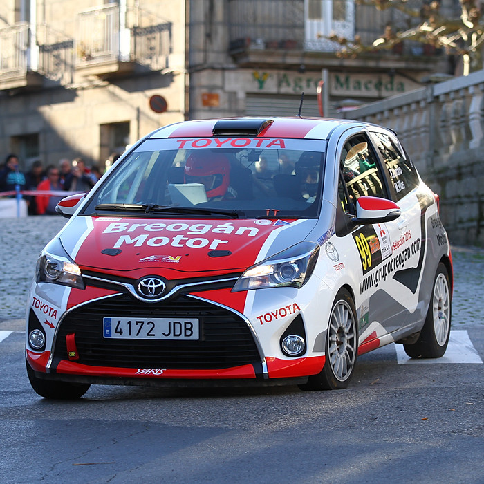 Rallye Ribeira Sacra 2015