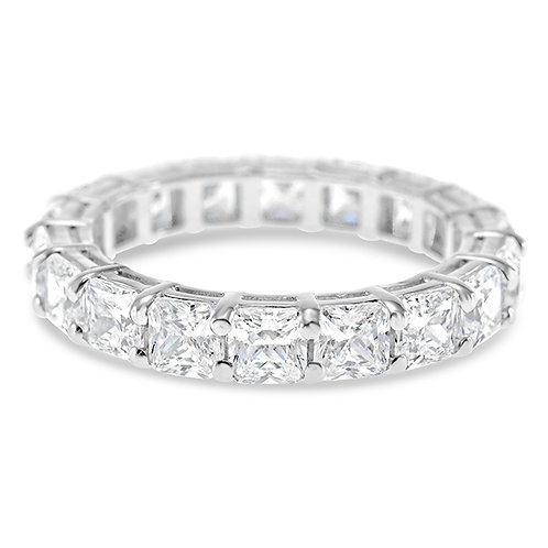 Sterling Silver Cubic Zirconia Ring 125615