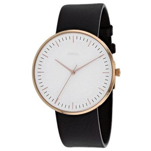 Fossil Essentialist Three-Hand Java Leather Watch