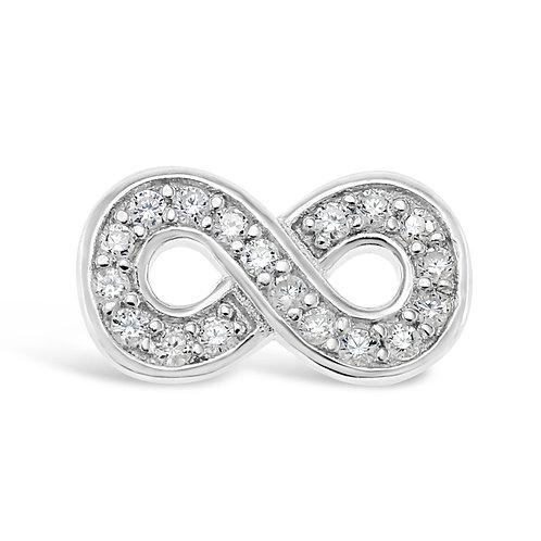 Circle of Love Infinity Charm