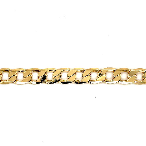 Fashion Curb 5 MM Anklet 142930