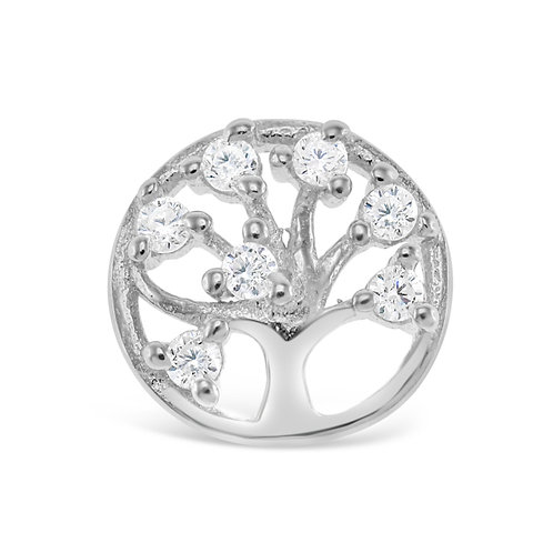 Circle of Love Tree of Life Charm
