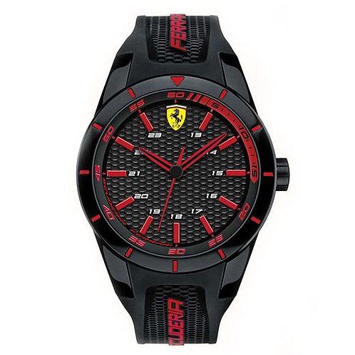 Ferrari Red Rev Mens Watch 132055