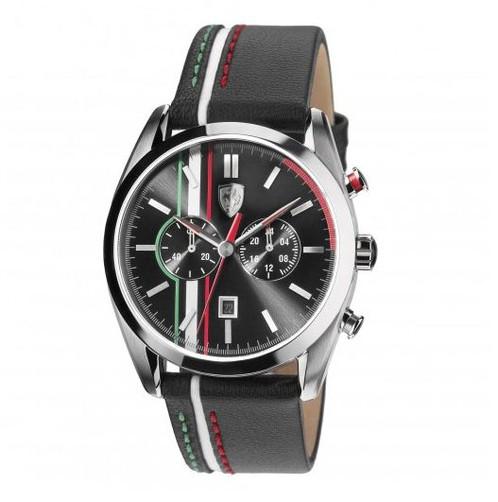 watch gents smartwatch scuderia hybrid ferrari ultraveloce zoom connect man alarm mens