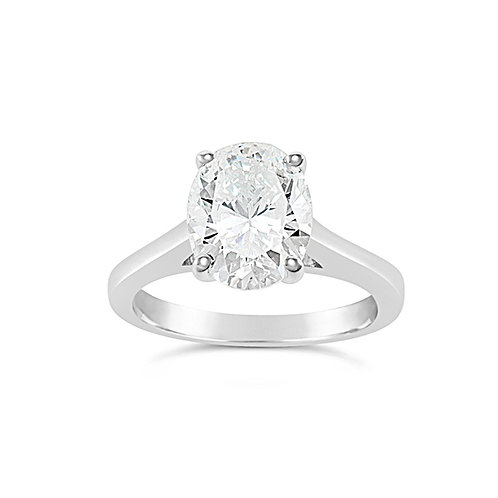 Sterling Silver Cubic Zirconia Ring 129407