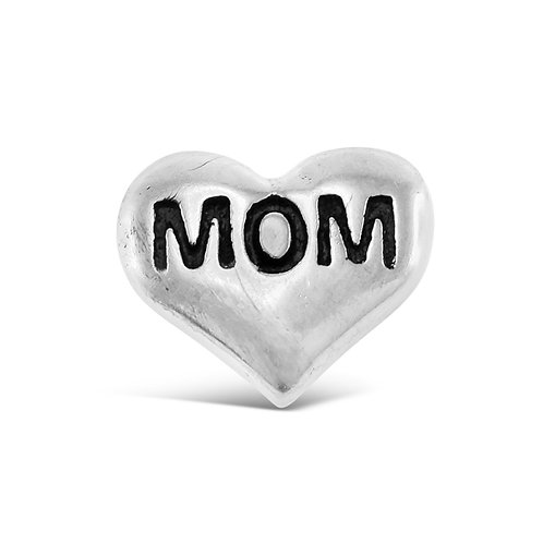 Circle of Love Mother Heart Charm