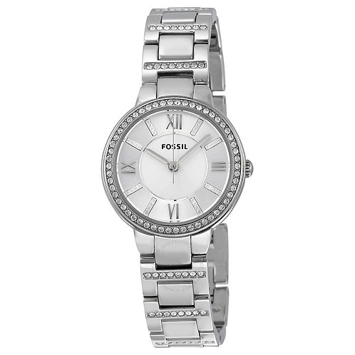 Fossil Virginia Stainless Stainless Steel Watch