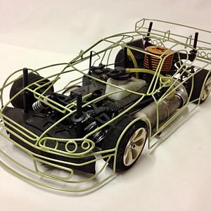 RC Nissan Silvia