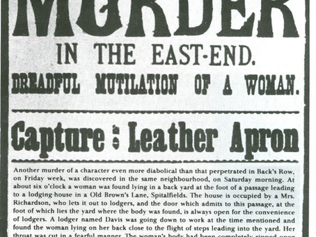 Top 5 Student-friendly Jack the Ripper Websites.