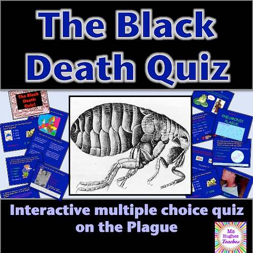 The Black Death Plague QUIZ