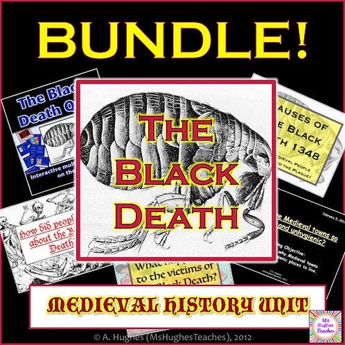 The Black Death Plague BUNDLE